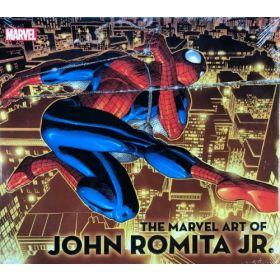 The Marvel Art of John Romita Jr. (Hardcover)