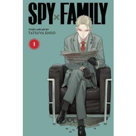 Spy X Family, Vol. 1 (Paperback)