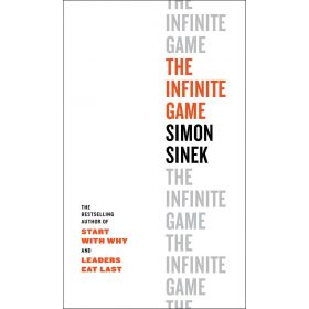 The Infinite Game, Export Edition (Paperback)