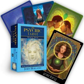 The Psychic Tarot Oracle Cards: A 65-Card Deck, plus booklet! (Cards)