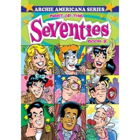 Best of the Seventies: Archie Americana Series, Book 02 (Paperback)