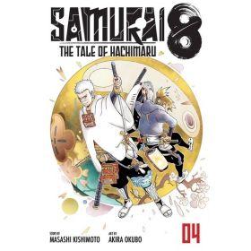 The Tale of Hachimaru: Samurai 8, Vol. 4 (Paperback)
