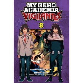 My Hero Academia: Vigilantes, Vol. 8 (Paperback)