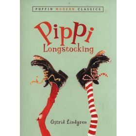 Pippi Longstocking, Puffin Modern Classics (Paperback)