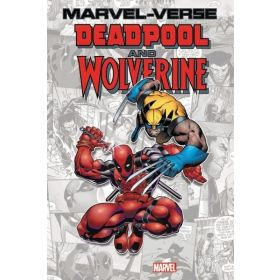 Marvel-Verse: Deadpool and Wolverine (Paperback)