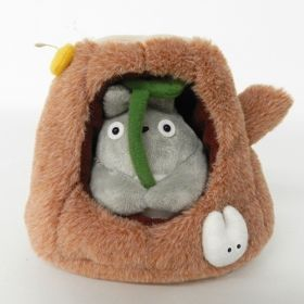 Studio Ghibli: My Neighbor Totoro House Stump Plush Toy