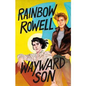 Wayward Son: Simon Snow Book 2 (Paperback)