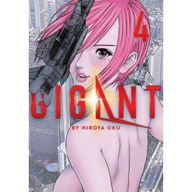 Gigant, Vol. 4 (Paperback)