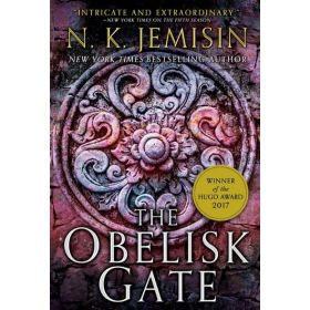 The Obelisk Gate: The Broken Earth, Book 2 (Paperback)