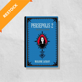 Persepolis 2: The Story of a Return (Paperback)