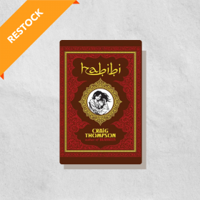 Habibi: Pantheon Graphic Library (Hardcover)