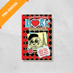 Tales From A Not-So-Posh Paris Adventure: Dork Diaries, Book 15 (Hardcover)