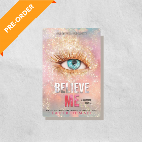 Believe Me: Shatter Me, Book 7 (Paperback)