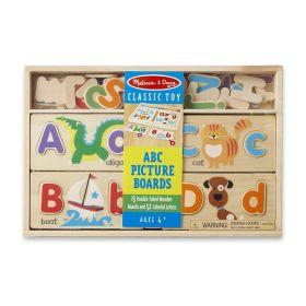 Melissa & Doug: ABC Picture Boards