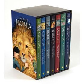 The Chronicles of Narnia Box Set (Hardcover)