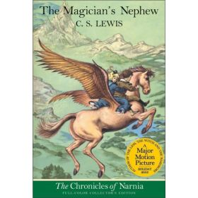 The Magician's Nephew: The Chronicles of Narnia Book 1, Full Color Edition (Paperback)