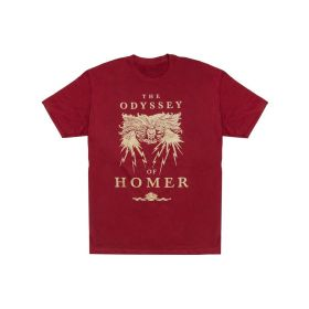 Out of Print: The Odyssey, Gilded Collection Unisex T-Shirt (Medium)