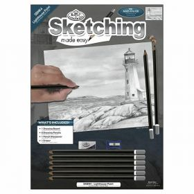 Royal & Langnickel: Standard Sketching Made Easy - Lighthouse