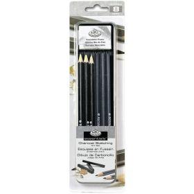 Royal & Langnickel: Sketching and Charcoal Mini Tin Art Set