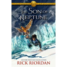 The Son of Neptune: Heroes of Olympus, Book 2 (Paperback)