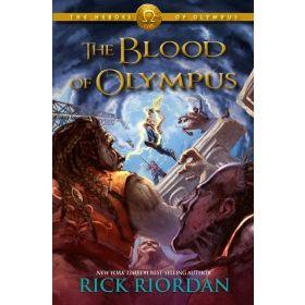 The Blood of Olympus: Heroes of Olympus, Book 5 (Hardcover)
