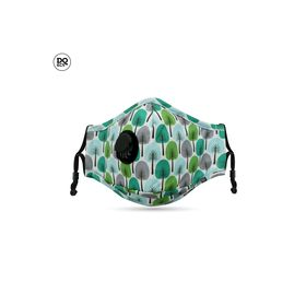 DQCO Anti-Pollution Face Mask Wilderness