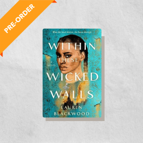 Within These Wicked Walls: A Novel (Hardcover)