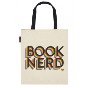 Out of Print: Book Nerd Pride Tote Bag