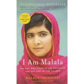 I Am Malala: The Girl Who Stood Up for Education and Was Shot by the Taliban (Mass Market)