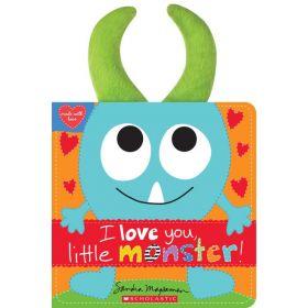 I Love You, Little Monster! (Board Book)
