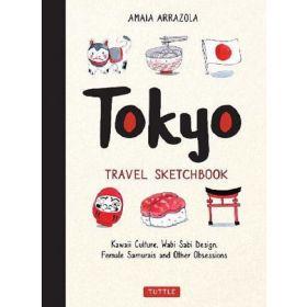 Tokyo Travel Sketchbook (Paperback)