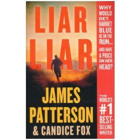 Liar Liar: Harriet Blue, Book 3, International Edition (Paperback)