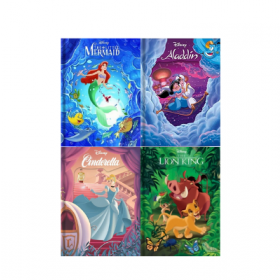 Animated Stories Disney Bundle (Hardcover)