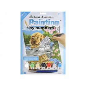 Royal & Langnickel: Painting by Numbers (Bathtime Friends)