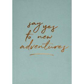 TeNeues: Midi Flexi GlamLine Adventures Journal