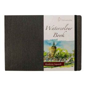 Hahnemuhle Watercolour Book A4 Landscape (Hardcover)