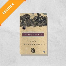 Of Mice and Men, Centennial Edition (Paperback)