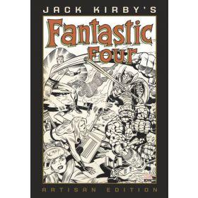 Jack Kirby's Fantastic Four, Artisan Edition (Paperback)