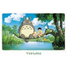 Studio Ghibli: My Neighbor Totoro Jigsaw Puzzle 1000 Pieces (What Can I Catch?)