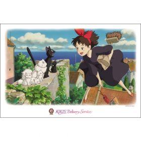 Studio Ghibli: Kiki's Delivery Service Jigsaw Puzzle 1000 Pieces (I Like Koriko's Town)