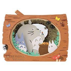Studio Ghibli: Paper Theater Totoro Secret Feast