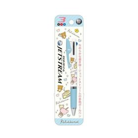 San-X: Uni Jetstream 3C 0.5mm, Rilakkuma (Blue)