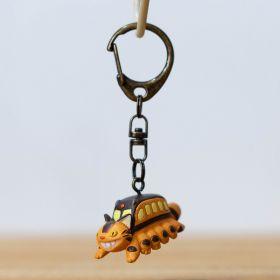 Studio Ghibli: Catbus Keychain