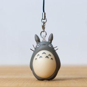 Studio Ghibli: Large Totoro, Soft Vinyl Keychain