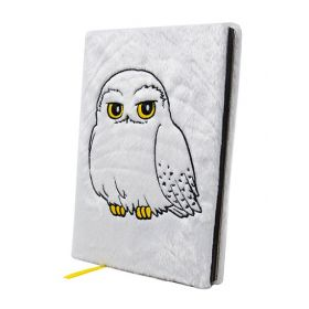 Harry Potter: Hedwig Fluffy Premium A5 Notebook