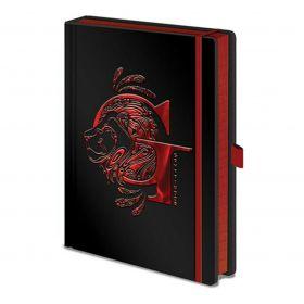 Harry Potter - Gryffindor Premium Notebook Journal