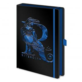 Harry Potter - Ravenclaw Premium Notebook Journal