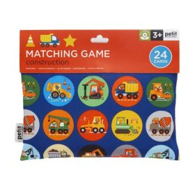 Construction Matching Game (Toys)