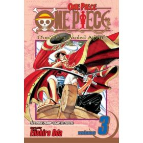 One Piece, Vol. 3: Don't Get Fooled Again (Paperback)