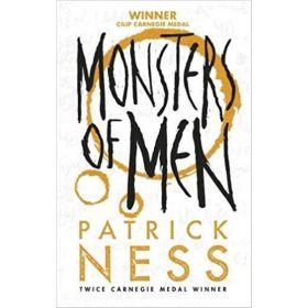 Monsters of Men: Chaos Walking, Book 3 (Paperback)